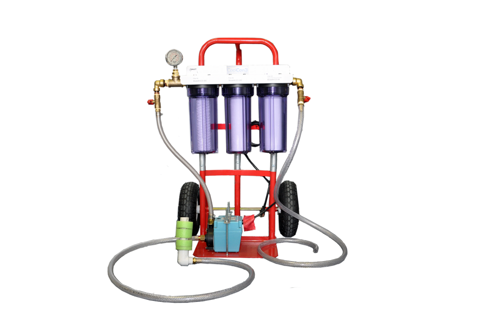CoolCon3 Machine Coolant Filtration System