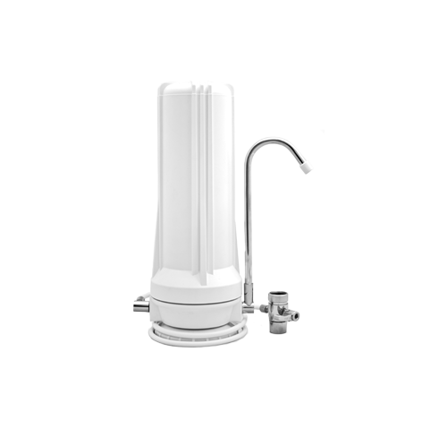 ctk single counter top water filter