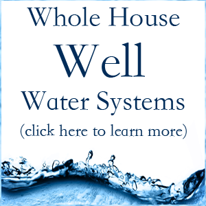 Whole House Well Water Systems CuZn