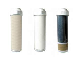 Replacement Cartridges for Kitchen Water Filters