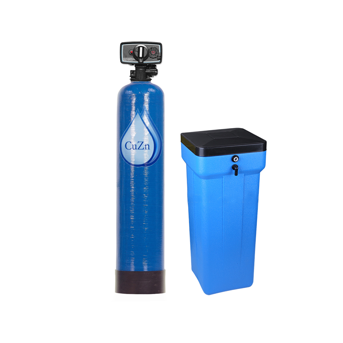 whwss bw traditional ion exchange salt based water softening system